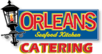 Orleans Seafood Catering Logo